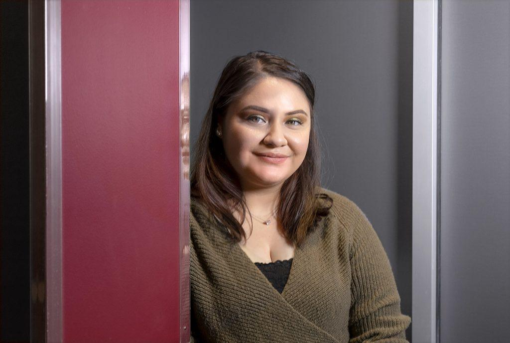 Photo of Janette Munoz by Ben Krain.