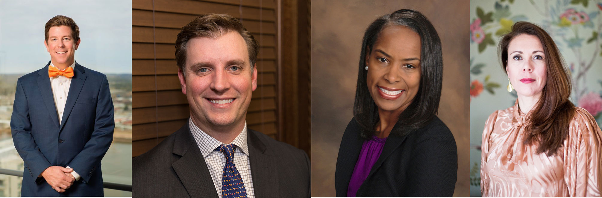 The new board members include Ben Bailey, a partner at TMB Capital Partners, Alec Gaines, a partner at Steel, Wright, Gray PLLC, LaShannon Spencer, CEO of Community Health Centers of Arkansas, and Erin Wood, owner and director of Et Alia Press.