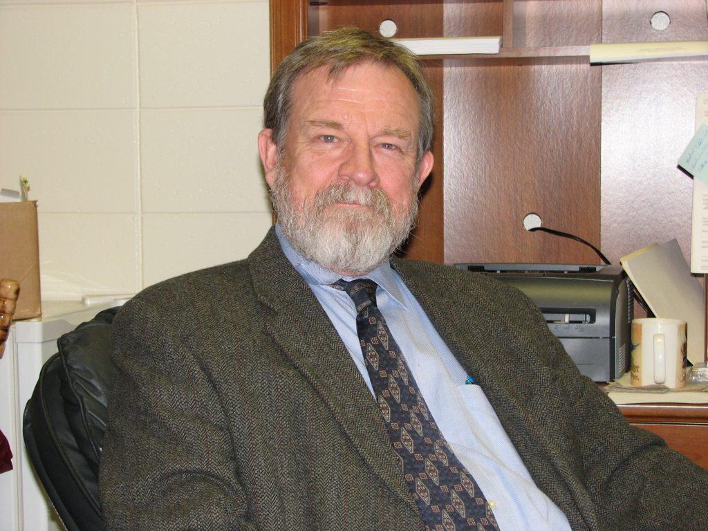 Dr. Huey Crisp