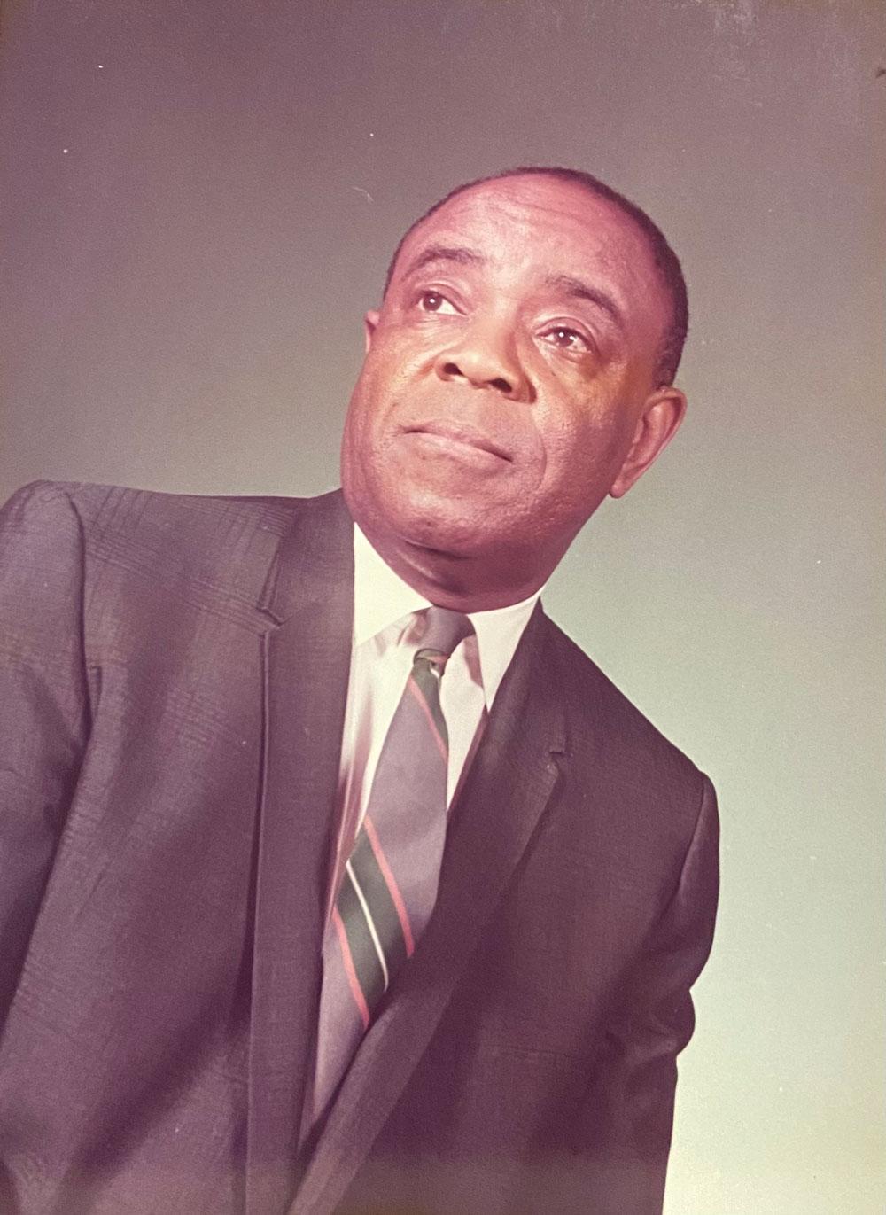 Dr. Carl Townsend
