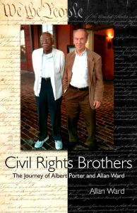 """Cover of """"Civil Rights Brothers: The Journey of Albert Porter and Allan Ward"""""""