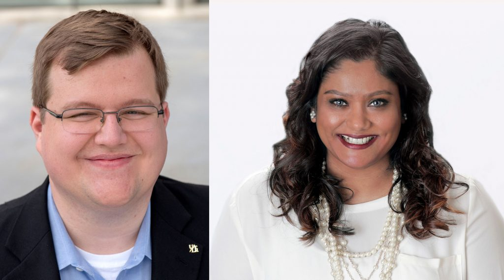 Dr. Tusty ten Bensel, director of the School of Criminal Justice and Criminology, and Dr. Robert Lytle, the graduate coordinator for the school, will examine the context and incidence of anti-Muslim sentiment in Arkansas through a grant from the National Science Foundation.