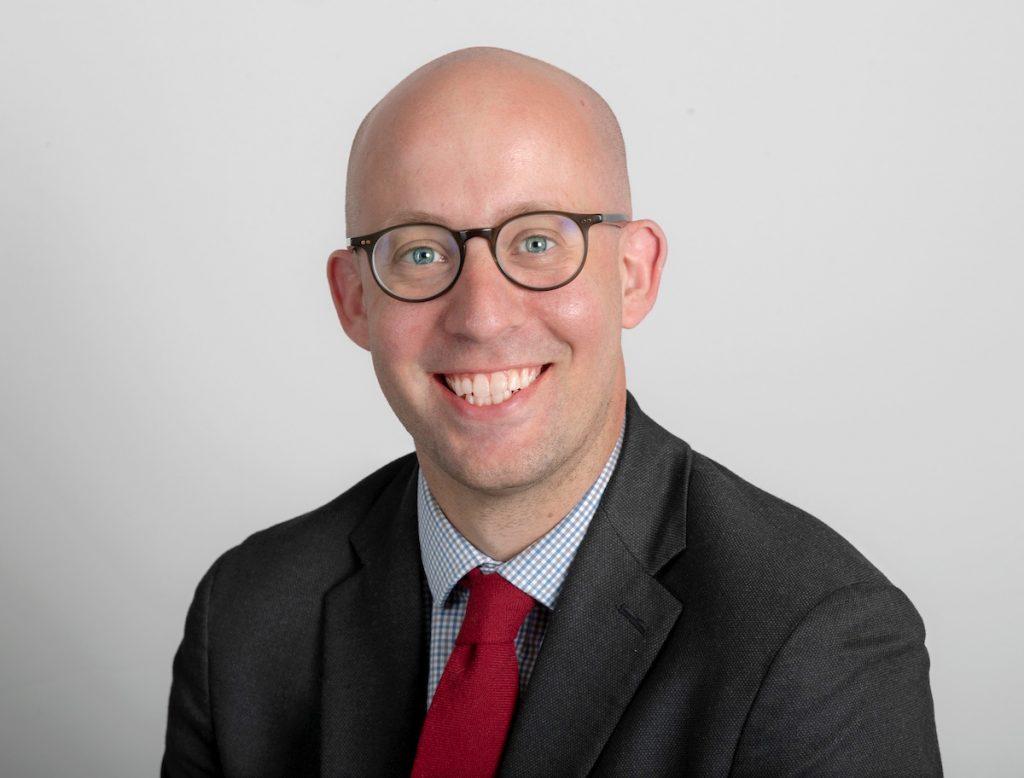 Dr. Derek Slagle