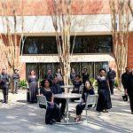 The UA Little Rock Concert Choir