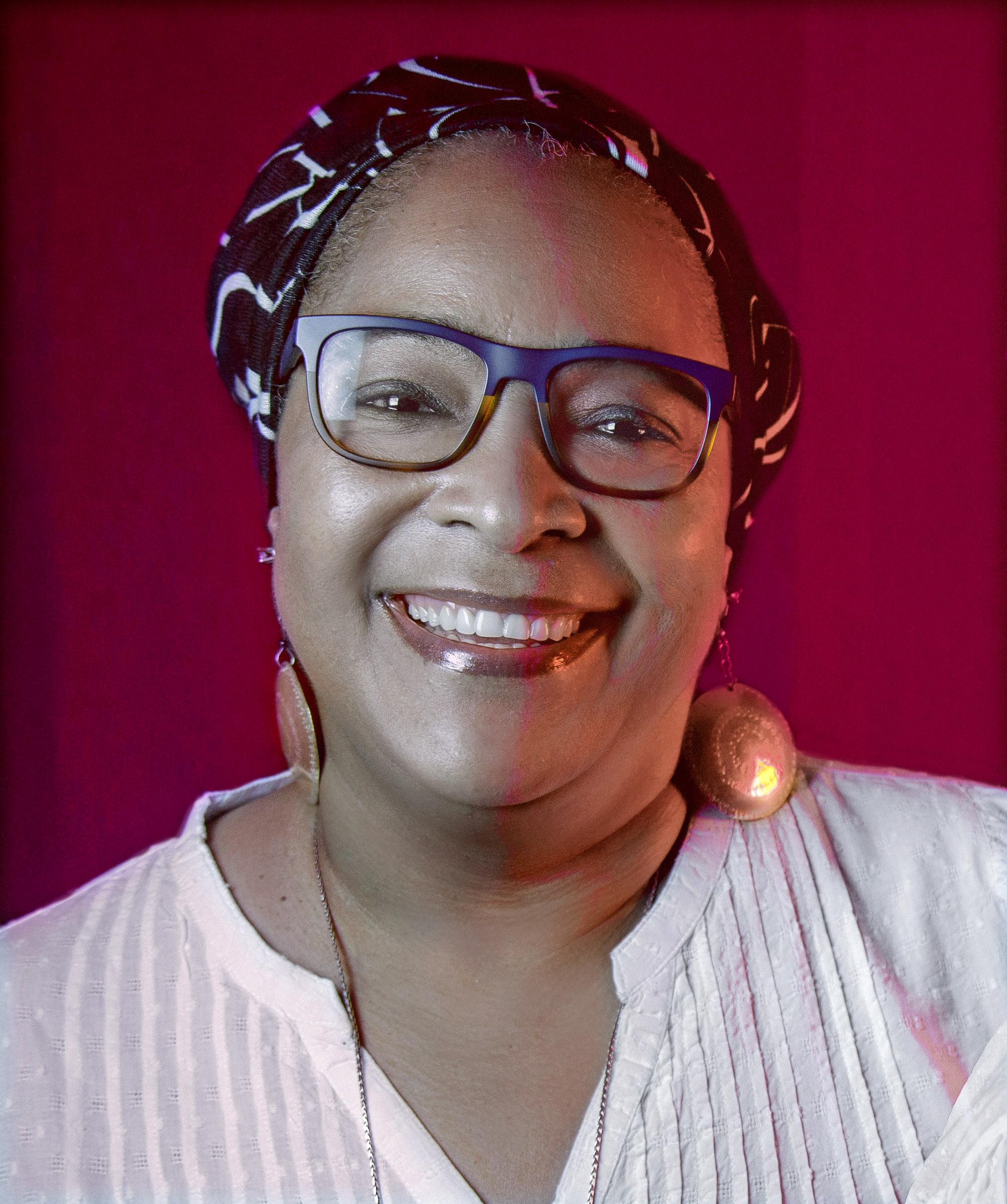 Photo of Cassandra Booker by Ben Krain.