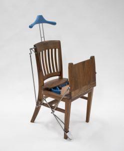 """Peter Scheidt's """"Chair-valet"""""""
