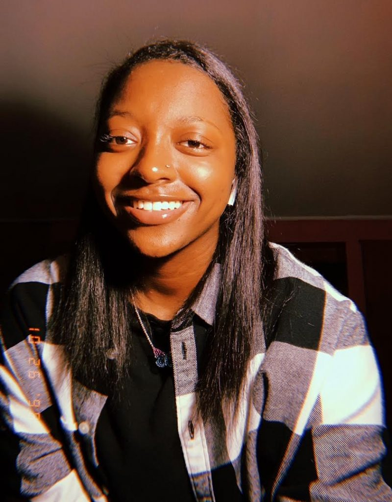 Essence Robinson, National Transfer Student Week 2021