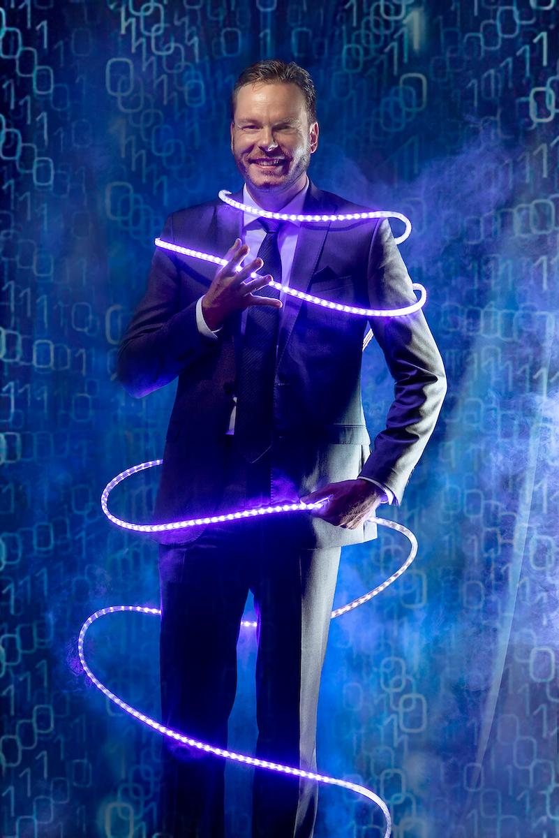 Thomas Bunton in IT Services