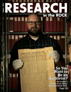 Research in the Rock 2016