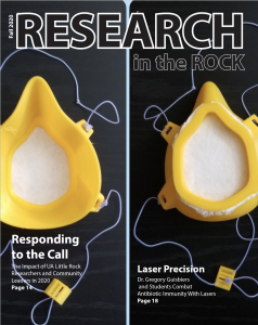 2020 Research in the Rock Cover