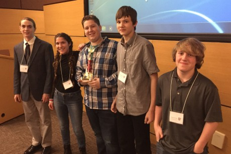 Spirit Award 17 - Elkins