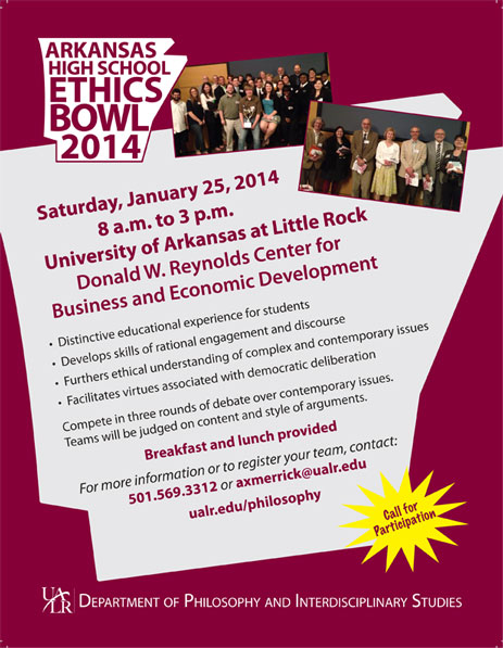 HS Ethics Bowl 2014