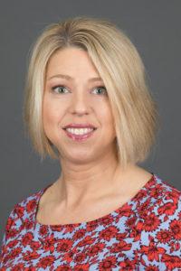 Dr. Amy Hawkins head shot