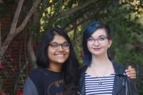 Akshaya and McKenzie