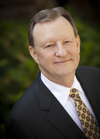 UALR Chancellor Joel E. Anderson