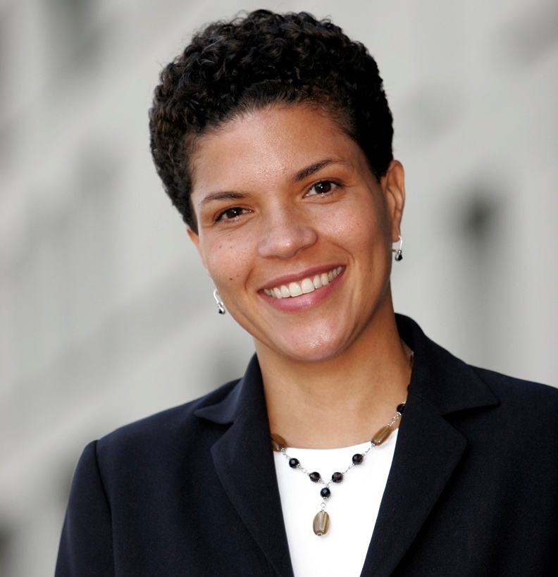 Author Michelle Alexander