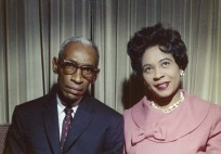 L.C. and Daisy Bates (Courtesy of Wisconsin Historical Society, WHS - 71226