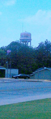Elaine Water Tower