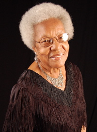Honoring Gertrude Jackson