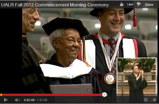 Jackson Recieves Honorary Degree