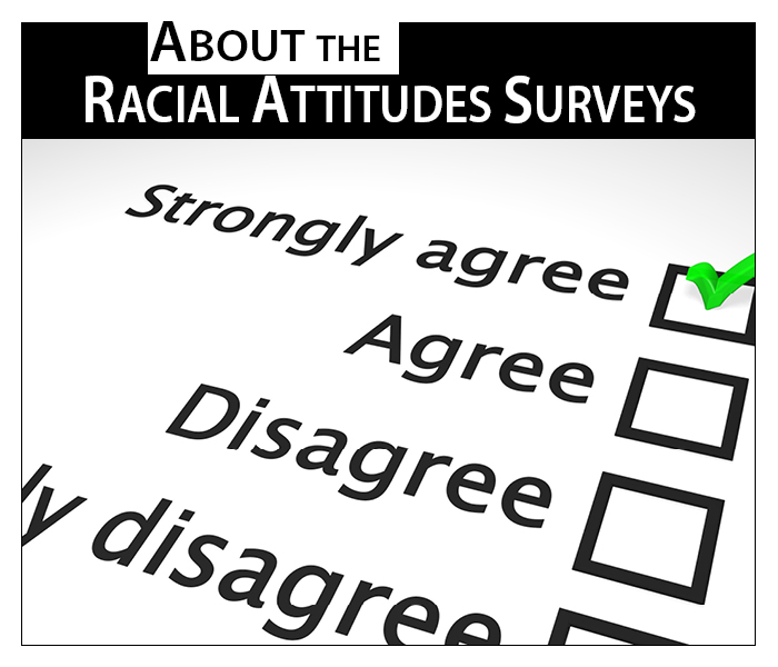 Racial Attitudes Survey Reports