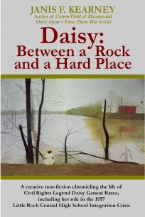 Book Title: Daisy: Between a Rock and a Hard Place