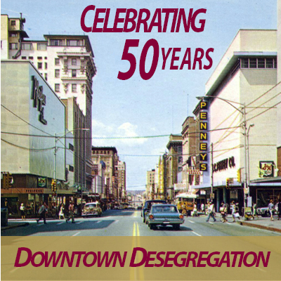 Celebrating 50 Years of Little Rock's Downtown Desegregation