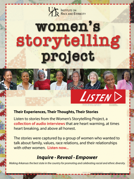 Listen to Women's Storytelling Project