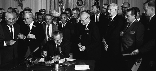 Lyndon Johnson 1964