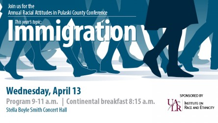 2016 Racial Attitudes in Pulaski County Conference, Wednesday, April 13