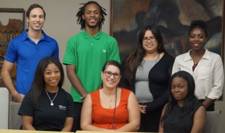 The Institute welcomes student workers