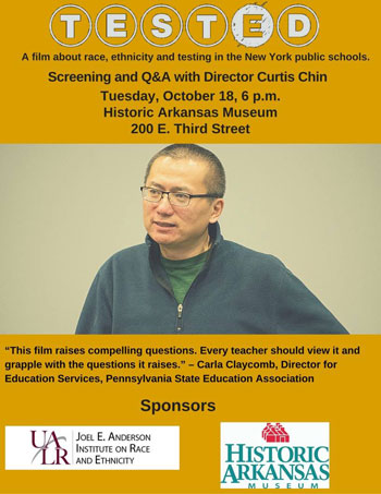Screening and Q&A with Director Curtis Chin