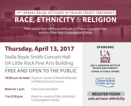 14th Annual Racial Attitudes in Pulaski County Conference