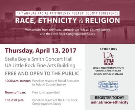 14th Annual Racial Attitudes in Pulaski County Conference