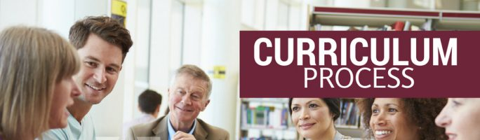curriculum change process
