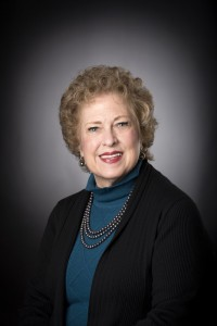 Allison Holland, Winner of Service Award