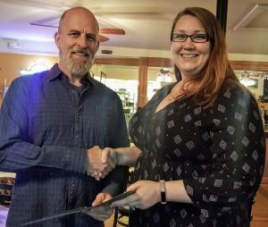 Lisa Stine Wins Overall Graduate Writing Award 2017