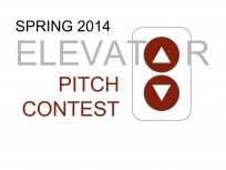 Elevator Pitch Contest SP 14 logo
