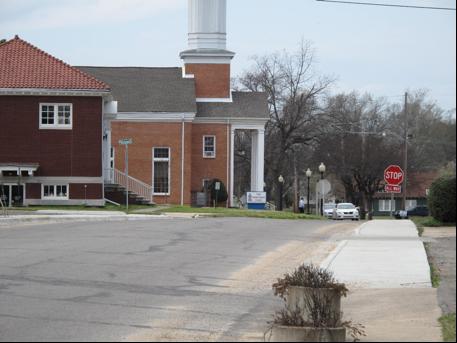 Morrilton, Church St.