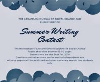Summer Writing Contest 2018