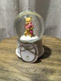 Hallmark Winnie the Pooh musical snow globe