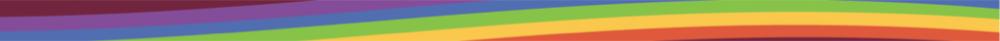 SafeZone rainbow colors