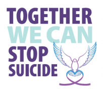 Together we can stop suicide