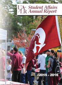 Student Affairs 2015-16 Annual Report - printable PDF