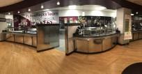 Trojan Cafe food line