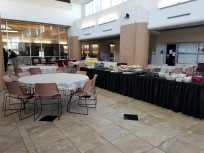 upper concourse buffet