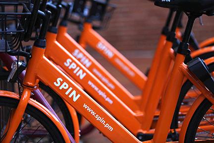SPIN Bike Share