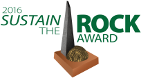 logo for award