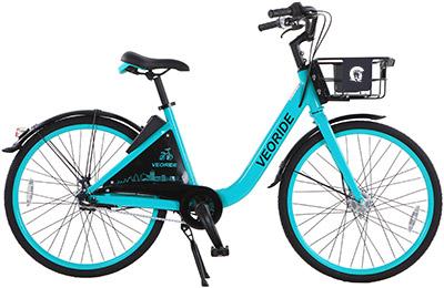 VeoRide Bikeshare