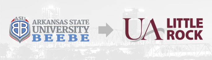 Transfer from ASU Beebe to UA Little Rock